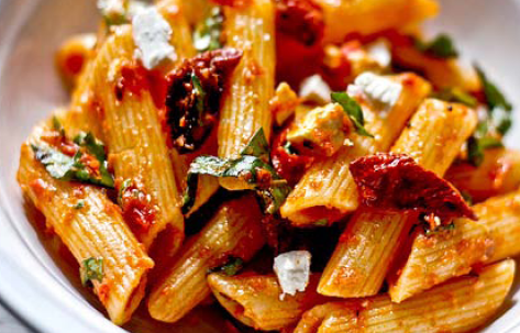 Pasta With Roasted Tomato Sauce | ClearPoint Credit Counseling (CCCS)
