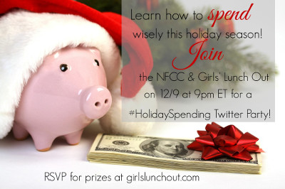 Holiday Spending Twitter Party