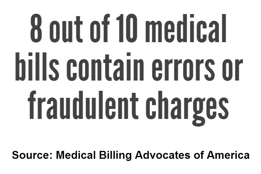 Medical Bills with Errors