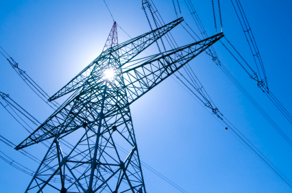 power lines and utility costs