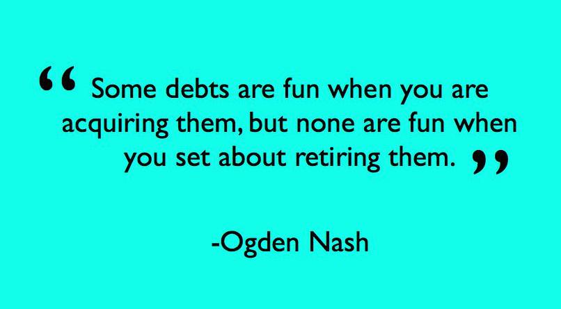 Retiring Debt