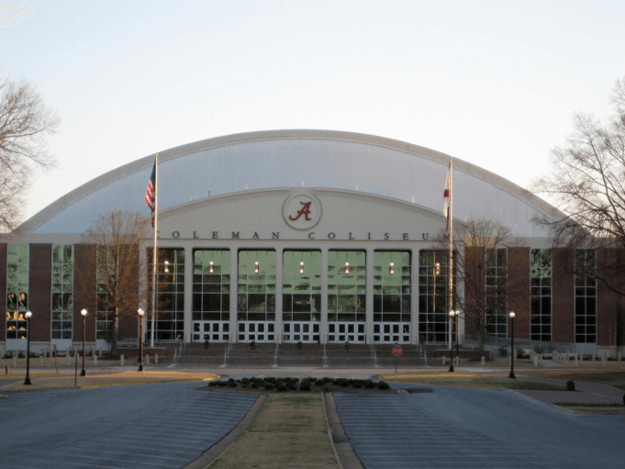 Alabama athletic facility