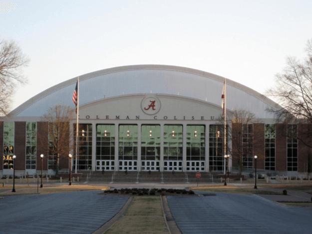 Alabama athletic facility