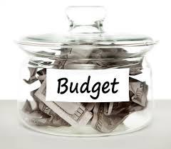 budget in a jar
