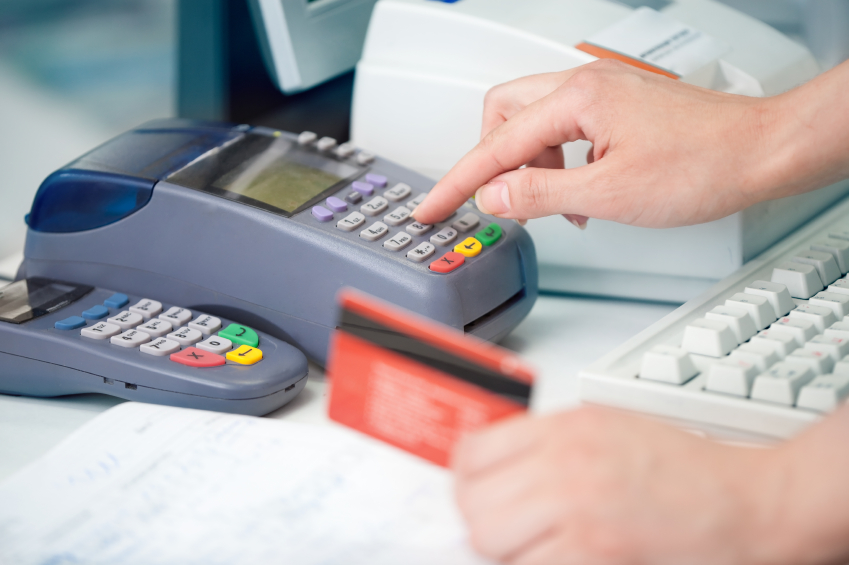 Credit card numbers and magnetic stripe