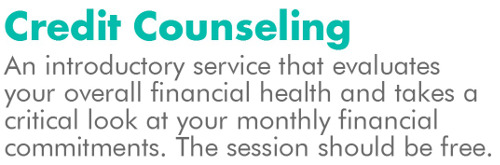 Credit Counseling Definition