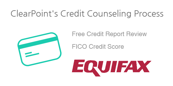 Credit counseling process