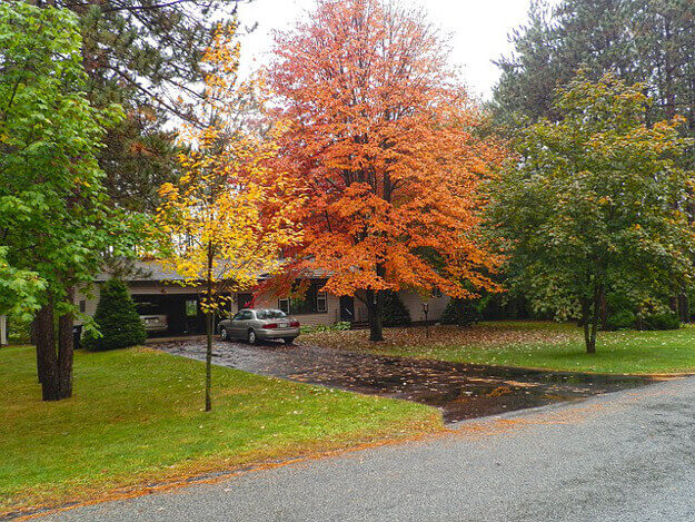 How To Save Money On Fall Maintenance Around The Home