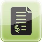 Financial Articles Icon