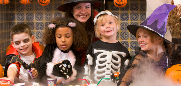Money Saving Tips for Halloween Costumes, Decorations and Candy