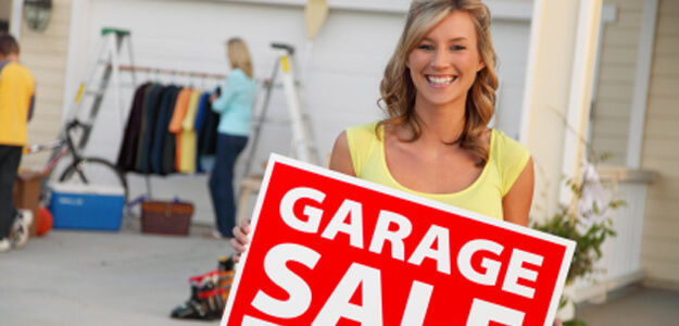 """Featured image for """"11 Yard Sale Tips to Turn Clutter into Cash"""""""