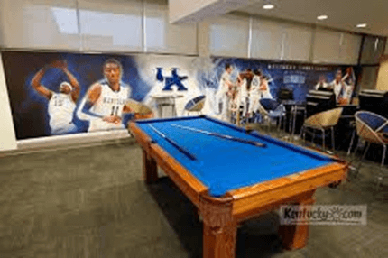 Kentucky basketball facility