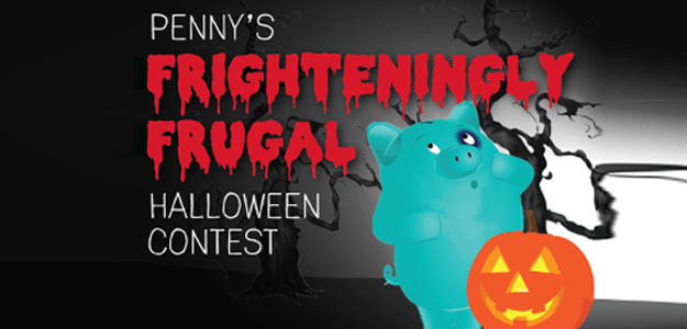 Enter Penny's Frighteningly Frugal Halloween Contest