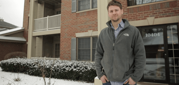 How an Affordable Mortgage Helped This Indiana Millennial Buy a Place of His Own