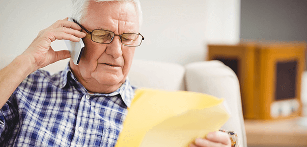 How to Respond to Debt Collectors if You Are Retired