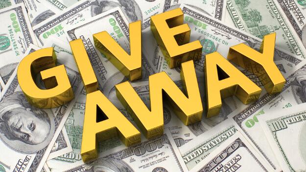 Money Giveaway