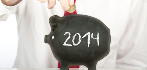 """Featured image for """"Taking Control of your Finances in 2014"""""""