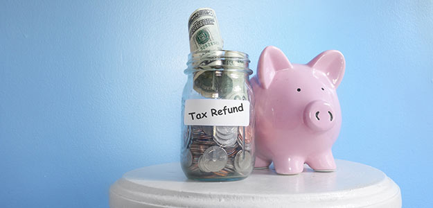 Read This Before Spending Your Tax Refund