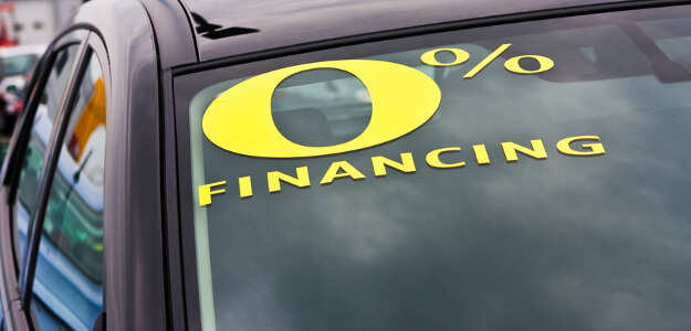 Here's How Zero-Percent Financing Offers Can Affect Your Credit